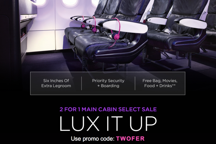 Virgin America Sale